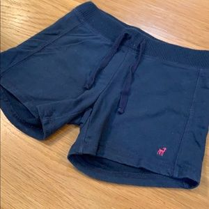 Girls Navy Shorts Size S